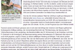 Backnanger Kreiszeitung Juni 2014